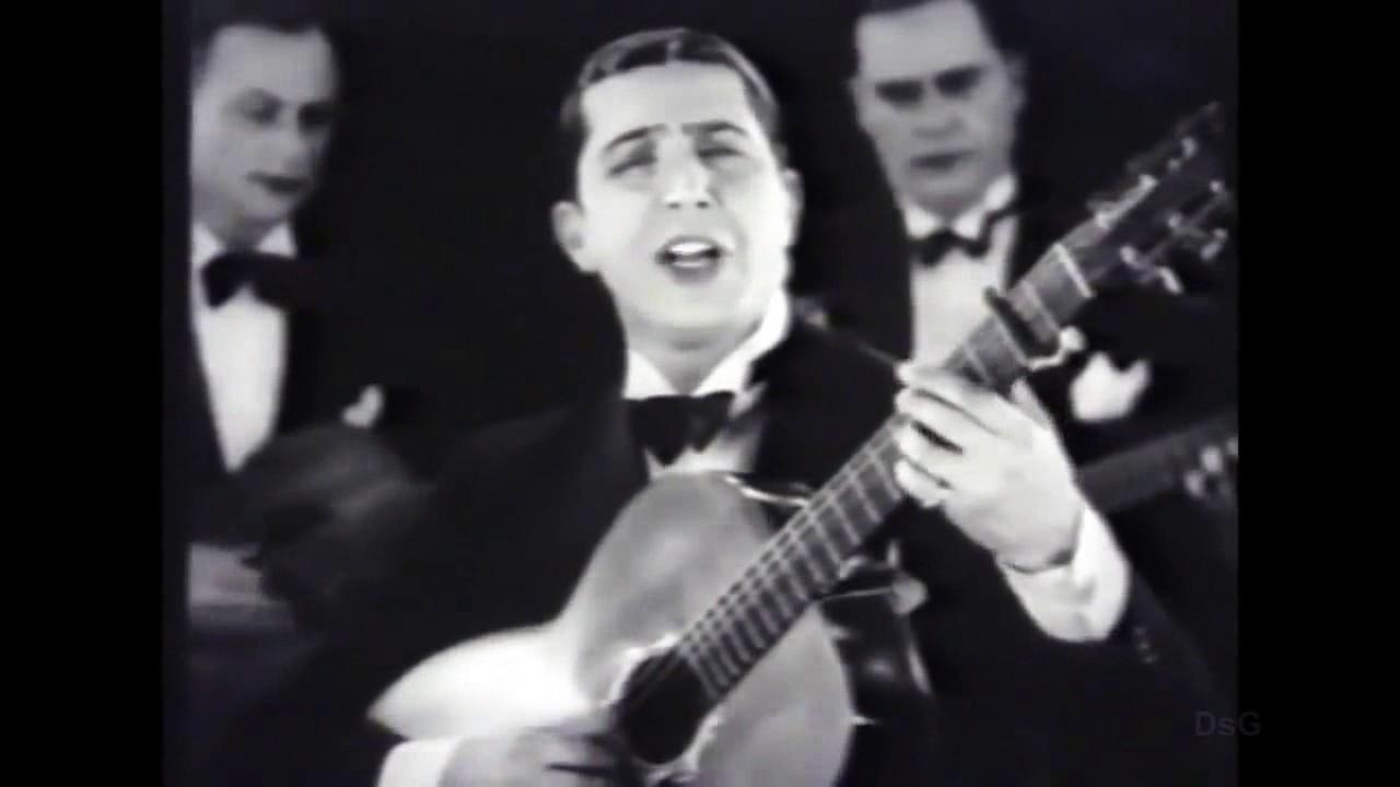 Así cantaba Carlos Gardel foto