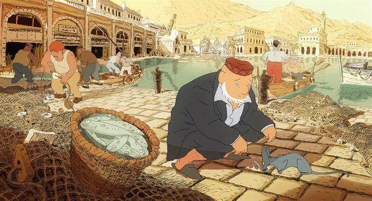 El Gato del Rabino foto