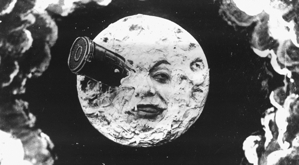 foto El viaje a la luna + Eclipse Solar de 1938