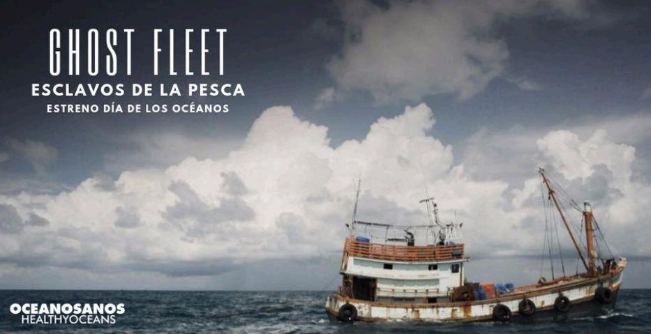 foto Ghost fleet. Esclavos de la pesca