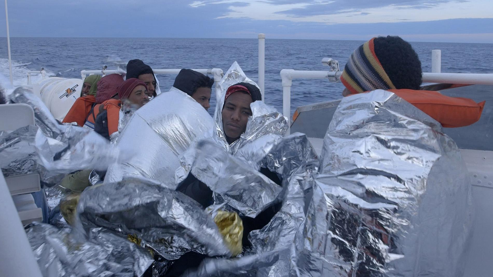 foto Lampedusa en Invierno