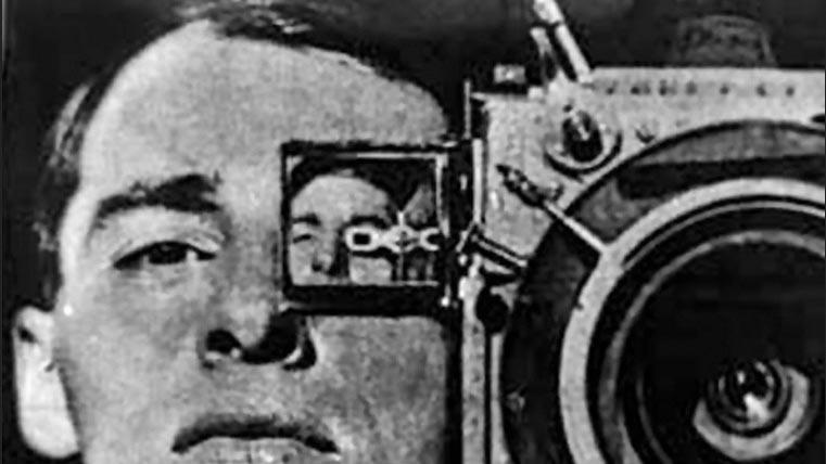 Viva la audacia + El hombre de la cámara foto