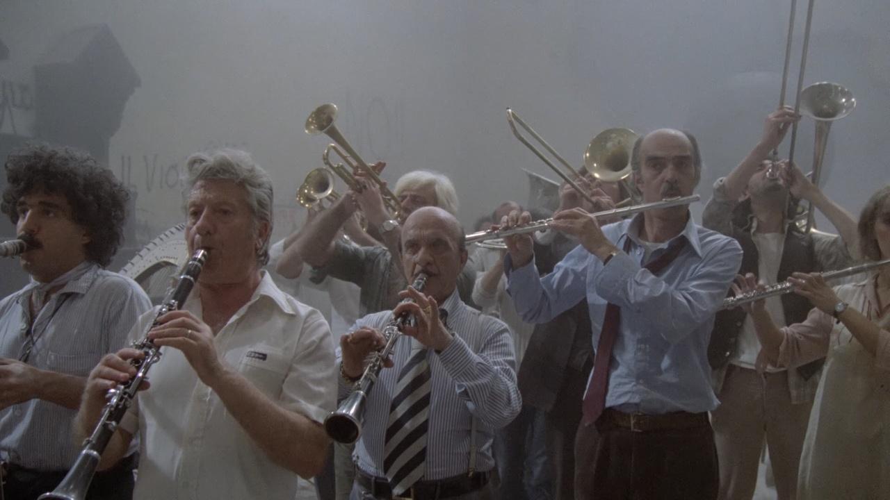 Ensayo de orquesta foto
