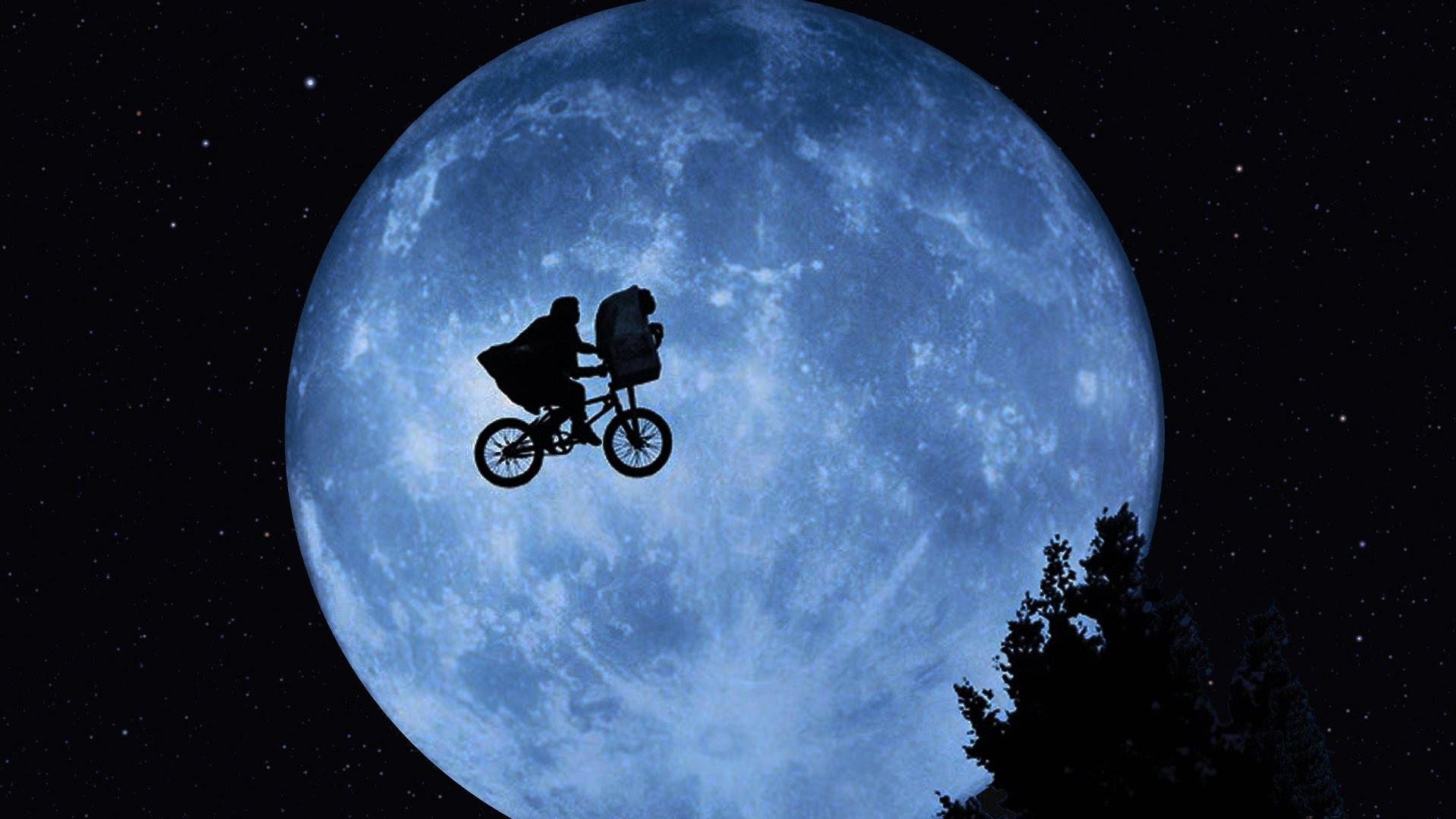 foto E.T., el extraterrestre