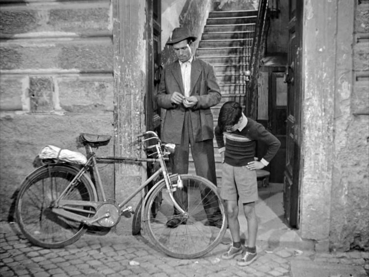 foto Ladrones de bicicletas