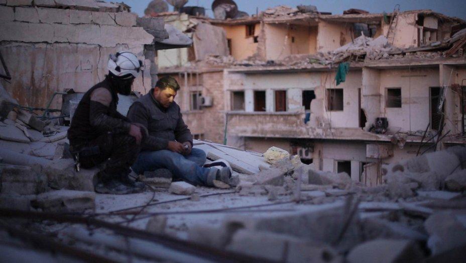 Los últimos hombres en Alepo foto