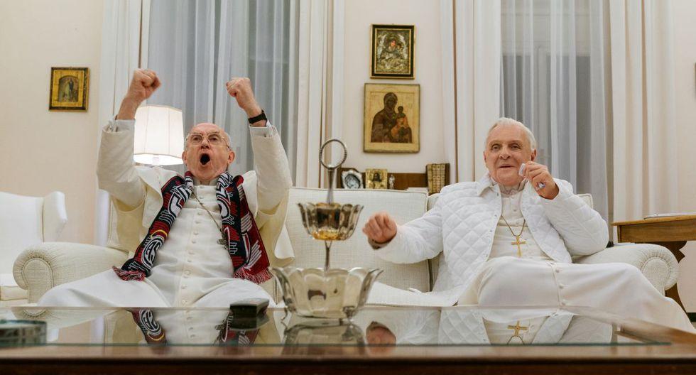 foto Los dos Papas