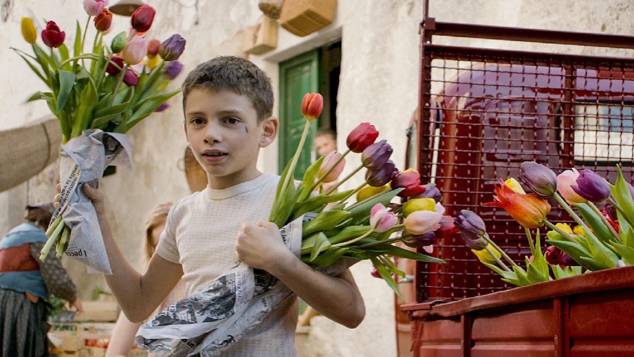 Tulipanes: Amor, honor y una bicicleta foto